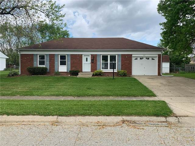 304 Maplebrook Drive, Brownsburg, IN 46112 (MLS #21783643) :: Anthony Robinson & AMR Real Estate Group LLC