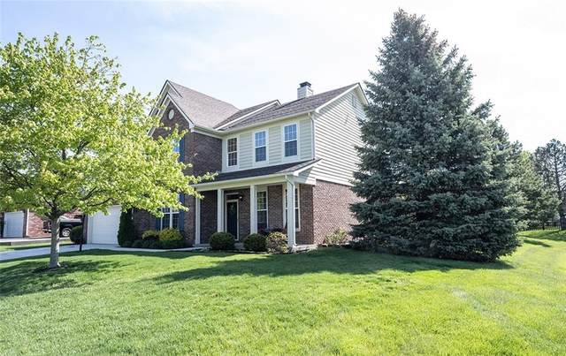 1711 Woodstock Drive, Brownsburg, IN 46112 (MLS #21783648) :: Heard Real Estate Team   eXp Realty, LLC