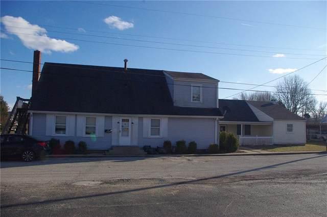 342 N Center Street, Plainfield, IN 46168 (MLS #21783649) :: Heard Real Estate Team | eXp Realty, LLC