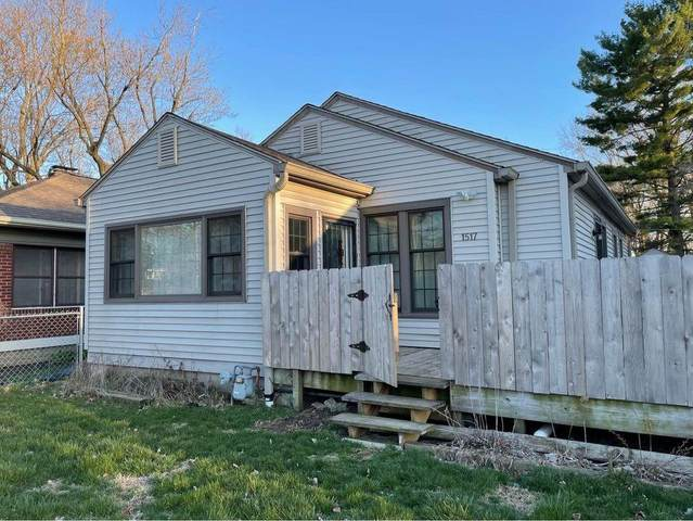 1517 E 52nd Street, Indianapolis, IN 46205 (MLS #21783653) :: Richwine Elite Group