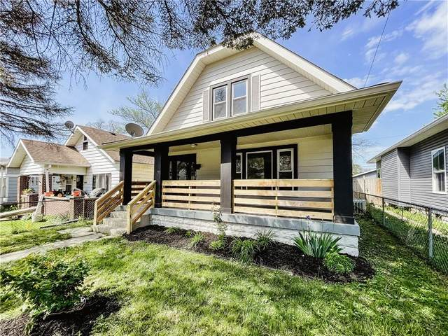 536 N Parker Avenue, Indianapolis, IN 46201 (MLS #21783671) :: RE/MAX Legacy