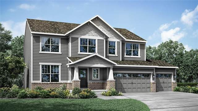 11145 Jubilation Way, Noblesville, IN 46060 (MLS #21783672) :: Mike Price Realty Team - RE/MAX Centerstone