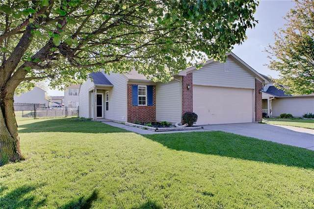 4302 Vestry Place, Indianapolis, IN 46237 (MLS #21783674) :: Richwine Elite Group