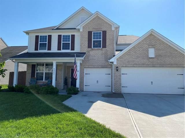 8645 River Ridge Drive, Brownsburg, IN 46112 (MLS #21783688) :: Heard Real Estate Team   eXp Realty, LLC