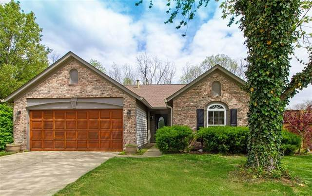 10718 Ashview Drive, Fishers, IN 46038 (MLS #21783693) :: Ferris Property Group