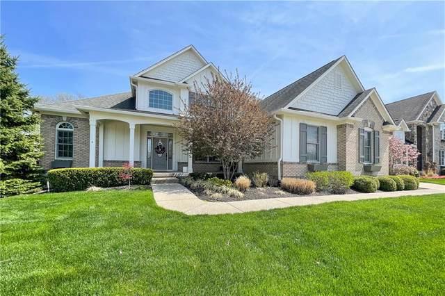 12379 Harvest Glen Boulevard, Fishers, IN 46037 (MLS #21783704) :: Anthony Robinson & AMR Real Estate Group LLC