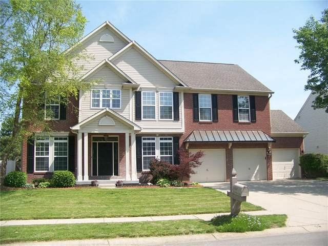10367 Parkshore Drive, Fishers, IN 46038 (MLS #21783711) :: Mike Price Realty Team - RE/MAX Centerstone