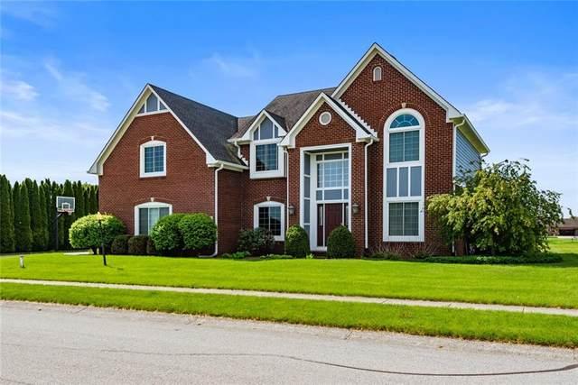 5677 Tara Way, Pittsboro, IN 46167 (MLS #21783718) :: Heard Real Estate Team   eXp Realty, LLC