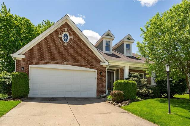 1059 Saratoga Circle, Carmel, IN 46280 (MLS #21783719) :: Mike Price Realty Team - RE/MAX Centerstone