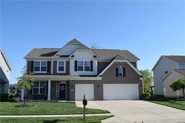 5621 Northlands Terrace, Plainfield, IN 46168 (MLS #21783722) :: Mike Price Realty Team - RE/MAX Centerstone