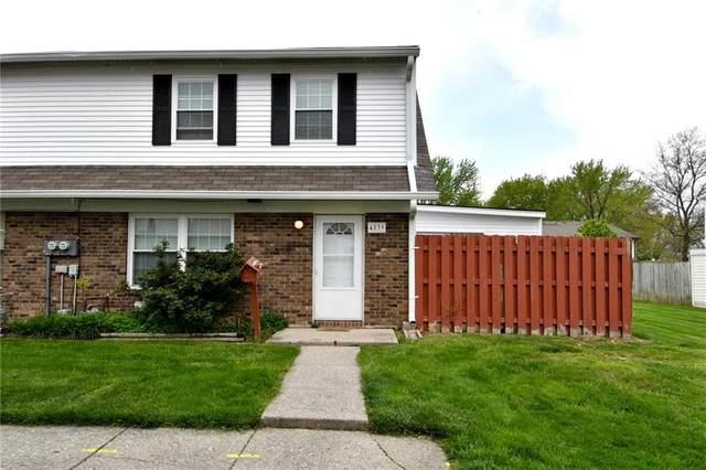 4839 Oakwood Trail, Indianapolis, IN 46268 (MLS #21783724) :: Heard Real Estate Team   eXp Realty, LLC