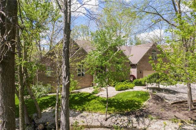 13056 New Britton Drive, Fishers, IN 46038 (MLS #21783729) :: RE/MAX Legacy