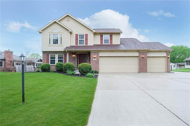 311 Hollowview Drive, Noblesville, IN 46060 (MLS #21783730) :: RE/MAX Legacy