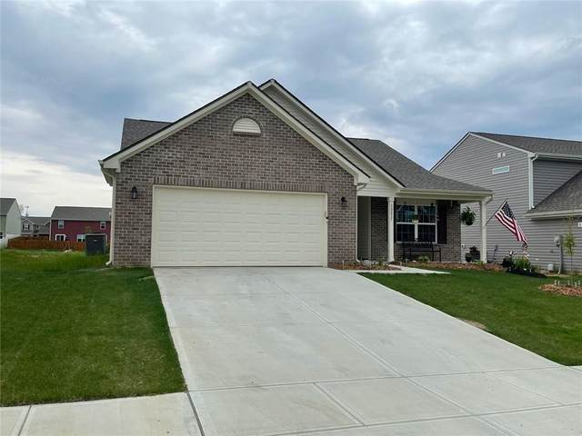 10837 Jimmy Lake Drive, Indianapolis, IN 46239 (MLS #21783734) :: Richwine Elite Group