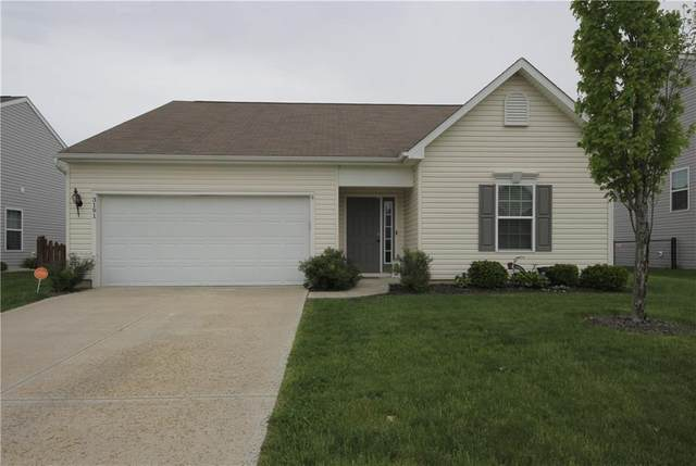 3191 Hurst Street, Whiteland, IN 46184 (MLS #21783754) :: AR/haus Group Realty