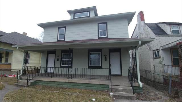 41 N Euclid Avenue N, Indianapolis, IN 46201 (MLS #21783774) :: Mike Price Realty Team - RE/MAX Centerstone
