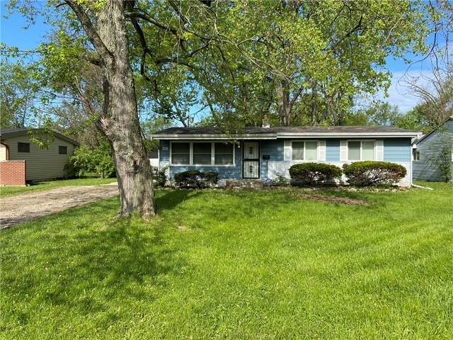 4422 Campbell Avenue, Indianapolis, IN 46226 (MLS #21783776) :: Heard Real Estate Team | eXp Realty, LLC
