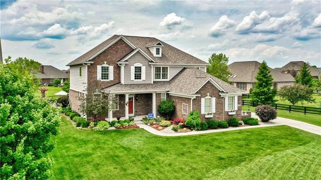 10104 Edgebrook Drive, Fishers, IN 46040 (MLS #21783786) :: Ferris Property Group