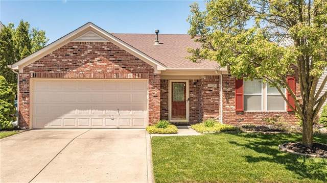 10224 Lothbury Circle, Fishers, IN 46037 (MLS #21783790) :: The Evelo Team
