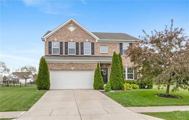 7139 Langham Court, Indianapolis, IN 46259 (MLS #21783799) :: The Evelo Team