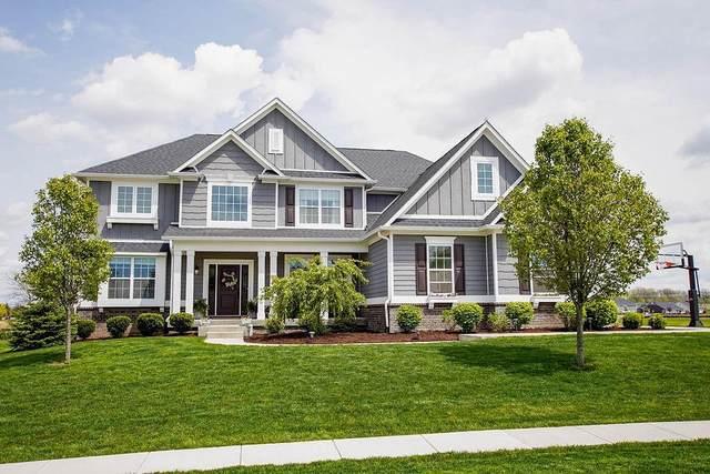 16556 Stonewolf Boulevard, Noblesville, IN 46060 (MLS #21783807) :: Heard Real Estate Team | eXp Realty, LLC