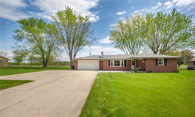 5006 Park Road, Anderson, IN 46011 (MLS #21783812) :: Mike Price Realty Team - RE/MAX Centerstone