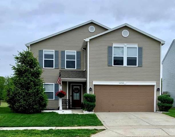 14754 Fawn Hollow Lane, Noblesville, IN 46060 (MLS #21783816) :: RE/MAX Legacy