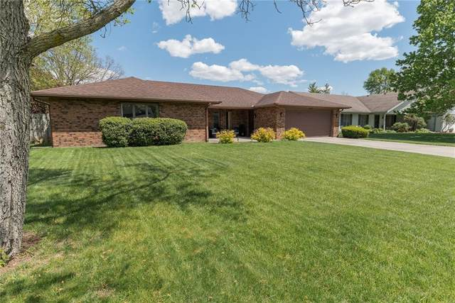 2400 N Moors Street, Muncie, IN 47304 (MLS #21783818) :: The ORR Home Selling Team