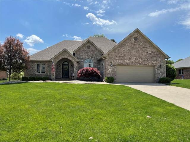 1863 Archies Court, Franklin, IN 46131 (MLS #21783825) :: RE/MAX Legacy