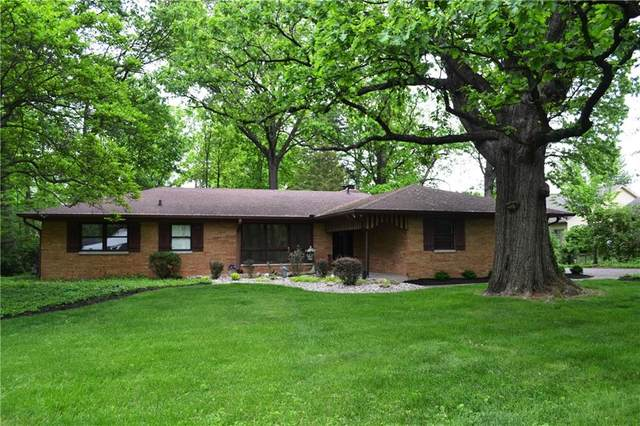 5310 E 70th Street, Indianapolis, IN 46220 (MLS #21783833) :: Richwine Elite Group