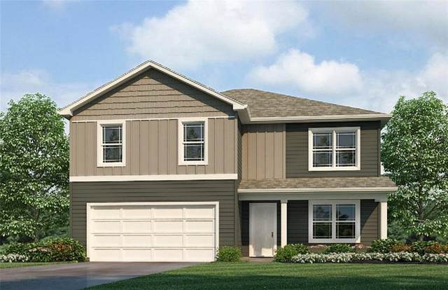 712 Sonoma Lane, Greenfield, IN 46140 (MLS #21783835) :: RE/MAX Legacy