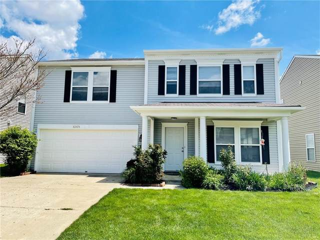 13171 All American Road, Fishers, IN 46037 (MLS #21783849) :: Heard Real Estate Team | eXp Realty, LLC