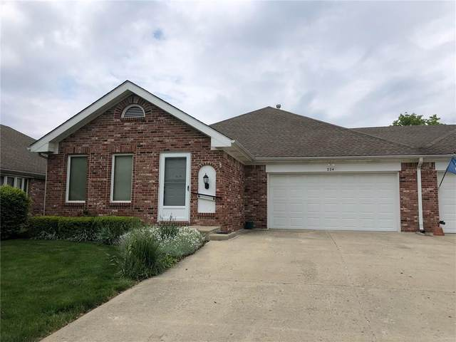 224 Lincoln Avenue, Brownsburg, IN 46112 (MLS #21783851) :: Heard Real Estate Team | eXp Realty, LLC