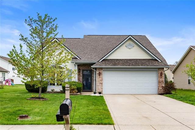 974 Dorothy Drive, Greenfield, IN 46140 (MLS #21783853) :: Anthony Robinson & AMR Real Estate Group LLC