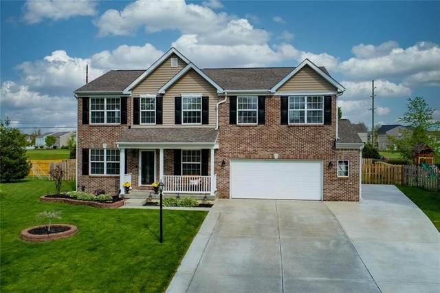 11025 Gresham Place, Noblesville, IN 46060 (MLS #21783860) :: Heard Real Estate Team | eXp Realty, LLC