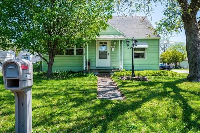 1365 Ingomar Street, Indianapolis, IN 46241 (MLS #21783874) :: Ferris Property Group