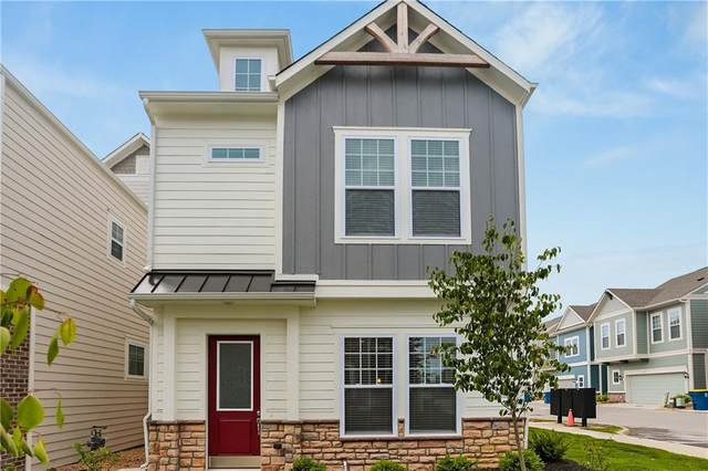 13275 Susser Way, Fishers, IN 46037 (MLS #21783878) :: Keller & Corbett Real Estate