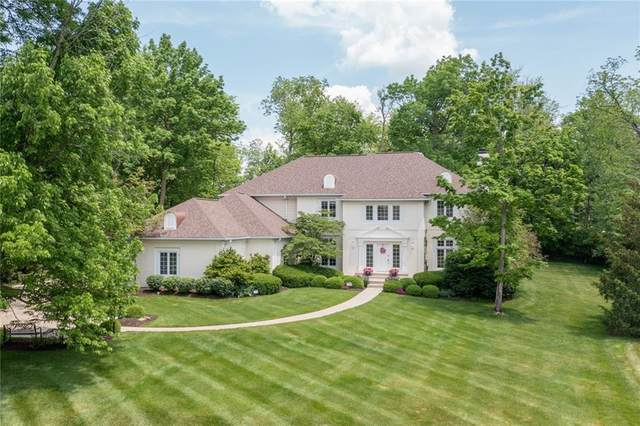 11672 Woods Bay Lane, Indianapolis, IN 46236 (MLS #21783880) :: RE/MAX Legacy