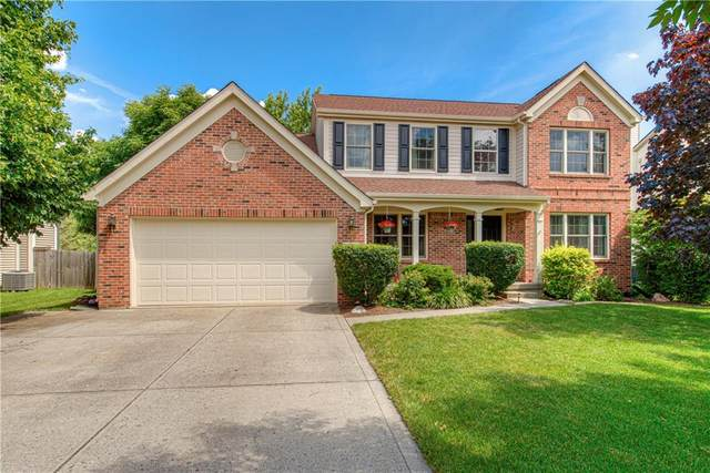 10398 Hillsborough Drive, Fishers, IN 46038 (MLS #21783882) :: Mike Price Realty Team - RE/MAX Centerstone