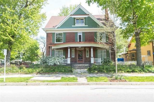 704 E Washington Street, Muncie, IN 47305 (MLS #21783883) :: RE/MAX Legacy