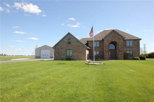 1675 E Co Rd 500N, Danville, IN 46122 (MLS #21783886) :: Anthony Robinson & AMR Real Estate Group LLC