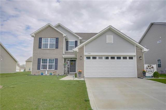 7330 Merrick Drive, Brownsburg, IN 46112 (MLS #21783891) :: Anthony Robinson & AMR Real Estate Group LLC