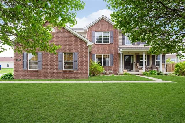 8557 Vyners Lane, Avon, IN 46123 (MLS #21783899) :: Heard Real Estate Team | eXp Realty, LLC
