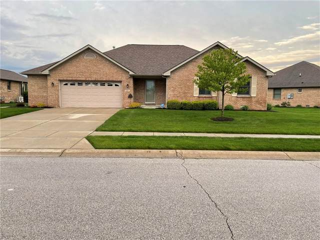 3615 Bellmore Drive, Brownsburg, IN 46112 (MLS #21783910) :: Heard Real Estate Team | eXp Realty, LLC