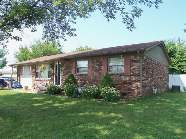 511 Berkshire Drive, Seymour, IN 47274 (MLS #21783918) :: Richwine Elite Group