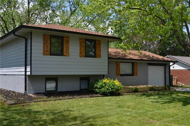 7338 Snowflake Drive, Indianapolis, IN 46227 (MLS #21783919) :: The Evelo Team