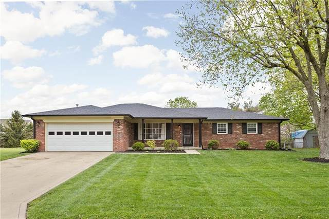 7863 Hickory Road, Brownsburg, IN 46112 (MLS #21783924) :: Mike Price Realty Team - RE/MAX Centerstone