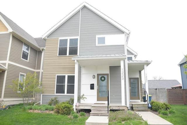 1221 E New York Street, Indianapolis, IN 46202 (MLS #21783937) :: Anthony Robinson & AMR Real Estate Group LLC