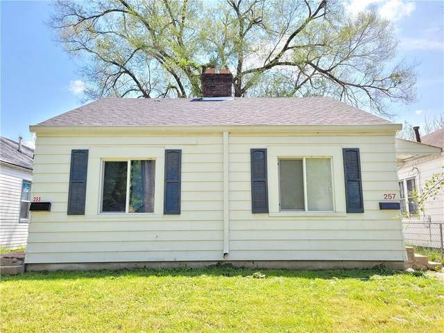 255 S Dearborn Street, Indianapolis, IN 46201 (MLS #21783952) :: RE/MAX Legacy