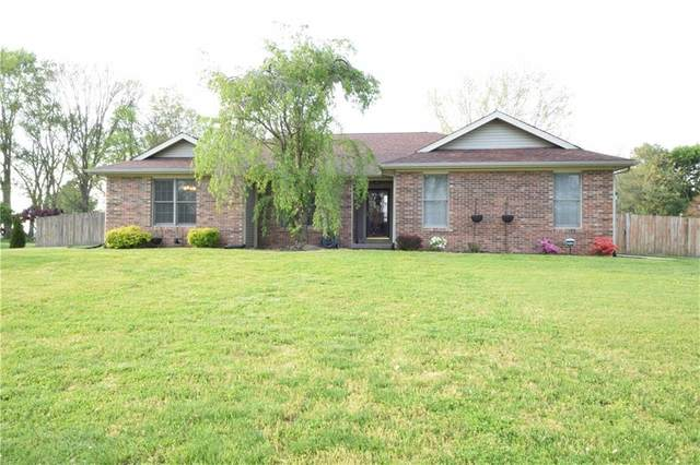 5130 E Spring Drive, Columbus, IN 47201 (MLS #21783954) :: Anthony Robinson & AMR Real Estate Group LLC